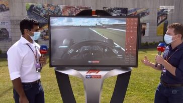 Sky Sports analyseert de lekke banden van Mercedes