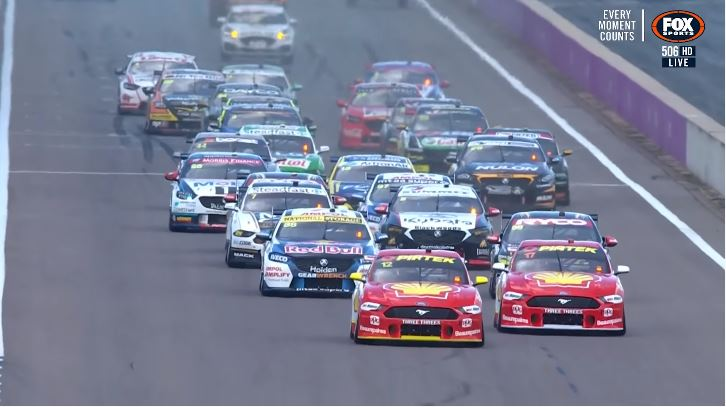 Supercars Championship 2020 - Darwin Highlights
