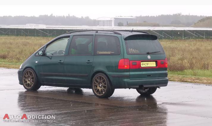 700 pk VW Sharan