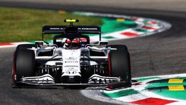 Formule 1 2020 - Grand Prix van Italië Highlights