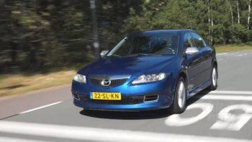 Klokje Rond - Mazda 6 2.0 CiTD met 476.022 km