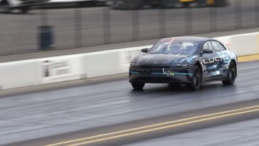 Lucid Air is een 9 sec EV met 1.080 pk