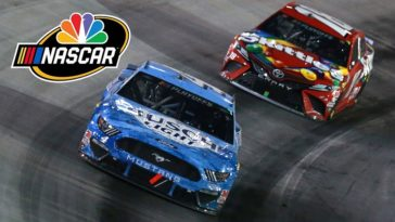 NASCAR 2020 - Bristol Playoff Race Highlights