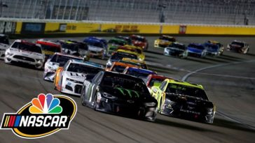 NASCAR 2020 - Las Vegas Play-off Race Highlights