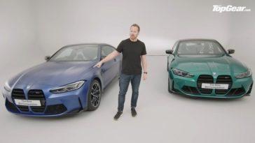 Nieuwe BMW M3 & M4 nader bekeken