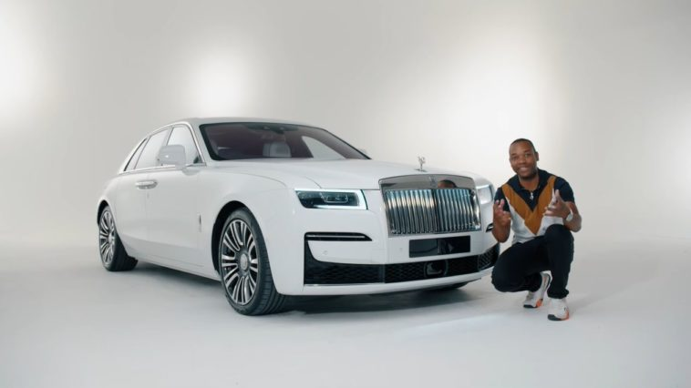 Nieuwe Rolls-Royce Ghost