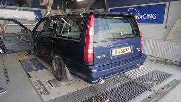 Op de Rollenbank - Volvo V70 2.3 R