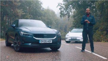 Polestar 2 vs Tesla Model 3
