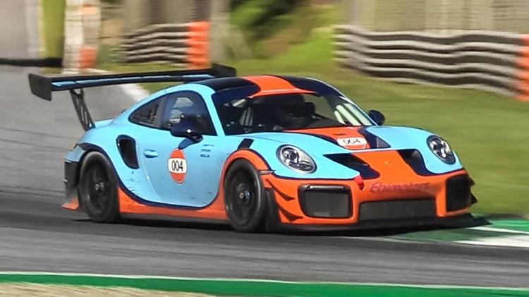 Porsche 991 GT2 RS Clubsport
