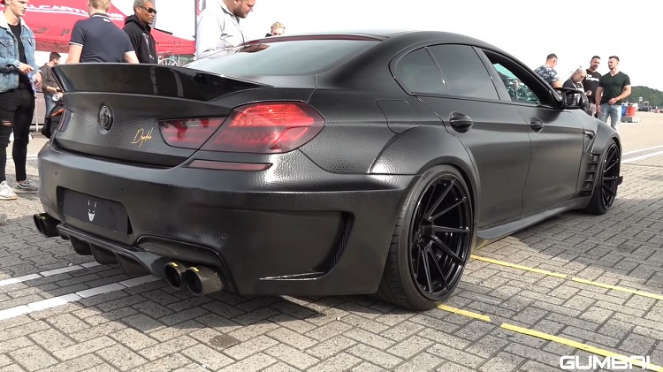Prior Design BMW 650i is breed, luid en heeft 700+ pk