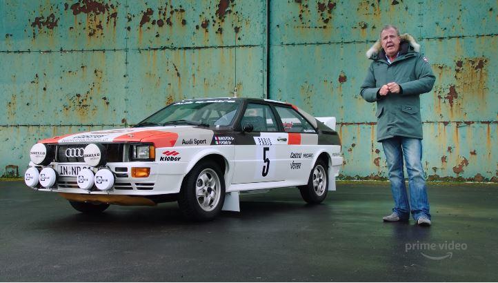 Clarkson's favoriete Rally Battle - 1983 Audi Quattro VS. Lancia 037