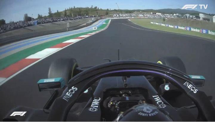 Formule 1 - Lap Record Portimao