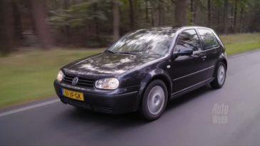 Klokje Rond - Volkswagen Golf TDI met 1 miljoen kilometer