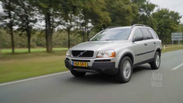 Klokje Rond - Volvo XC90 met 608.011 km