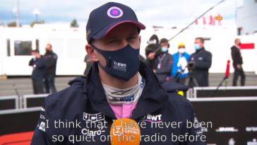 Nico Hulkenberg dolblij met P8 in Eifel GP