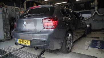 Op de Rollenbank - BMW 116i