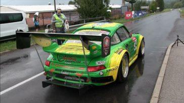 Porsche 993 BiTurbo