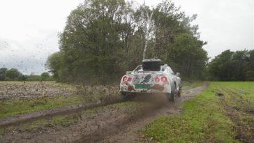 Van Stokkum op pad met de Nissan GT-R offroad