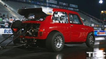900 pk Mini Cooper