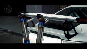Porsche 911 GT3 RS krijgt Bosozoku-stijl uitlaat