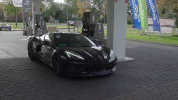 Van Stokkum test de nieuwe C8 Corvette