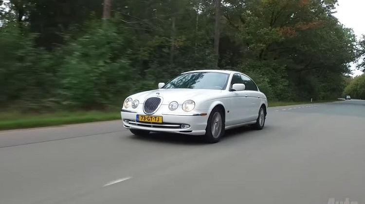 Klokje Rond - Jaguar S-type V8 met 346.282 km