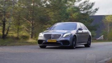 Klokje Rond - Mercedes-AMG S63 met 307.294 km