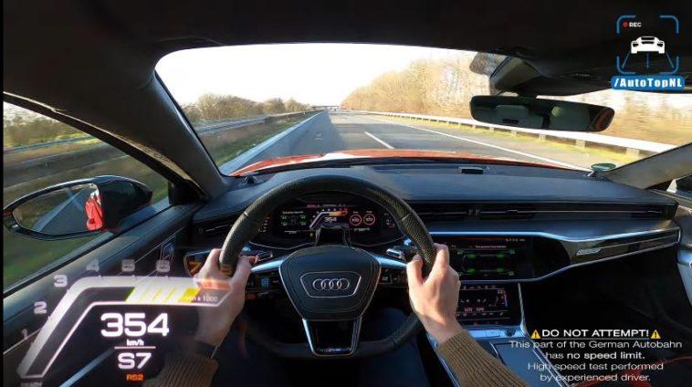1.000 pk sterke Audi RS6 C8 van MTM haalt 354 kilometer per uur