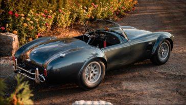 Carroll Shelby's 1965 Cobra