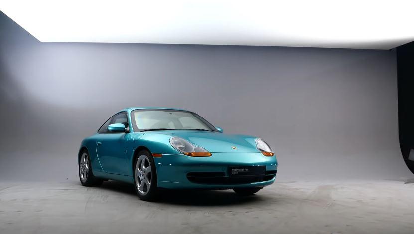 Dit is de enige factory build kogelwerende Porsche 911