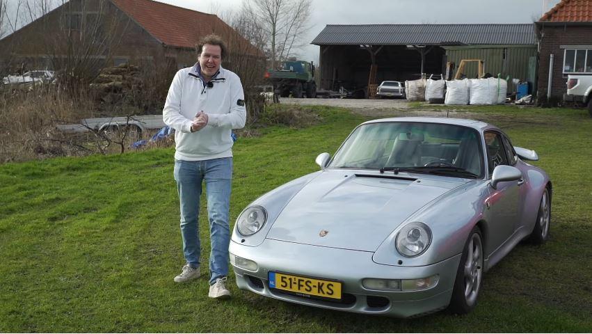 Porsche 993 Turbo getest door Sjoerd van Stokkum