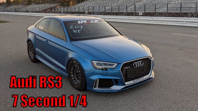 Iroz Audi RS3 7 second