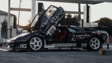 Lamborghini Diablo SV-R Race Car