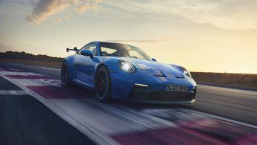Porsche-992-gt3