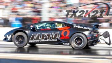 AMS Performance Lamborghini Huracán is de snelste ter wereld