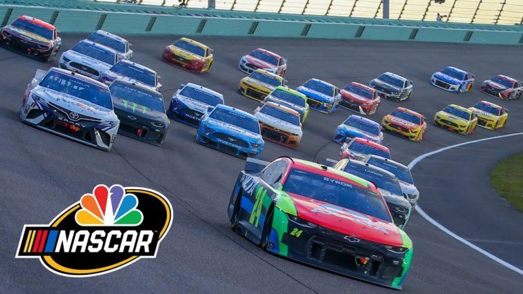 NASCAR Homestead 400 Highlights