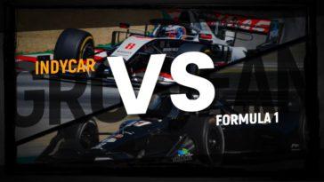 Romain Grosjean legt het verschilt uit tussen F1 & IndyCar