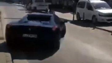 Velgen slopen met een Ferrari 458 Italia