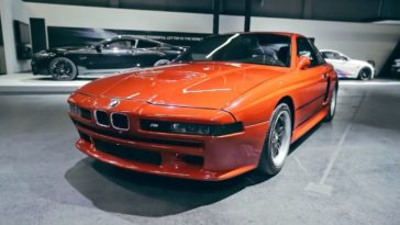 BMW E31 M8 Prototype