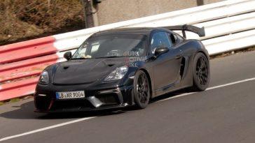 Cayman GT4 RS klinkt