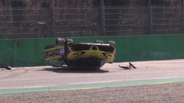 De Motorsport Crashes van Week 12