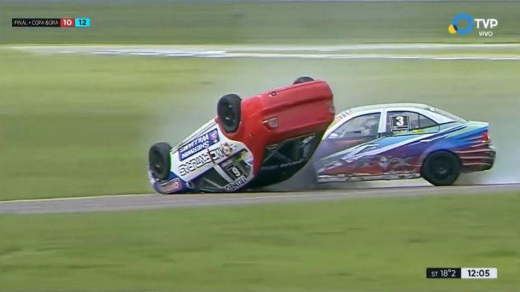 De Motorsport Crashes van week 14