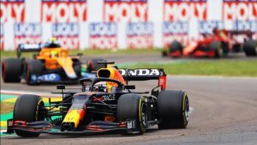 Formule 1 2021 - Grand Prix Emilia-Romagna Highlights