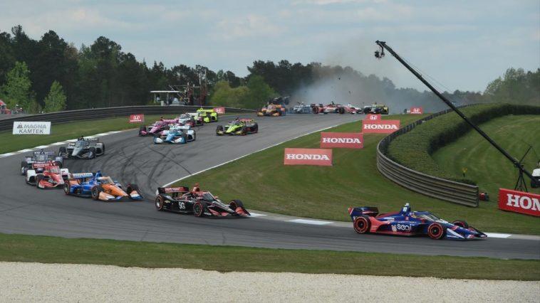 IndyCar 2021 - Grand Prix of Alabama Highlights