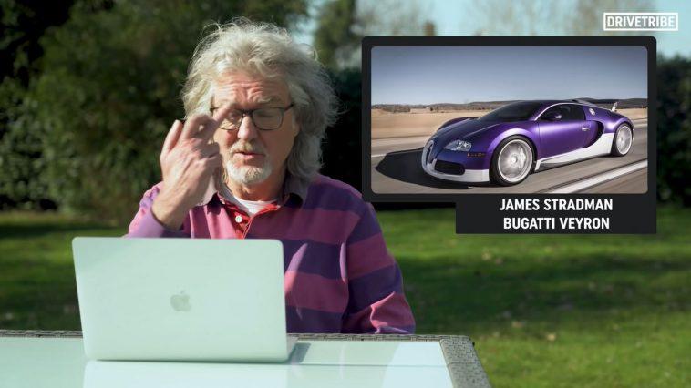 James May geeft commentaar op auto's van YouTubers Pt 2