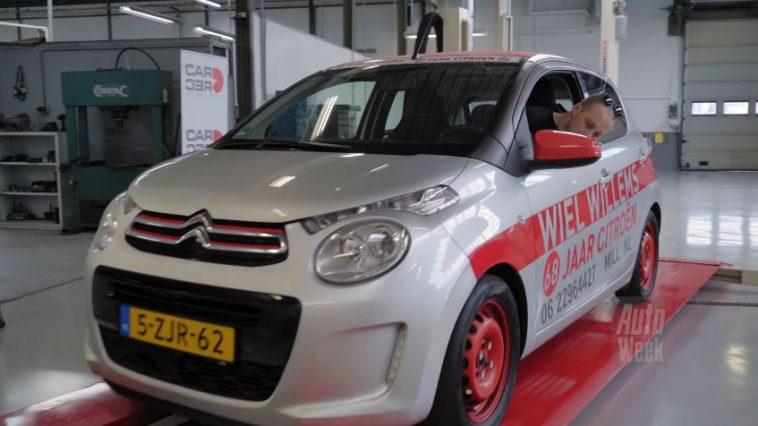 Klokje Rond - Citroën C1 met 530.000 km op de teller