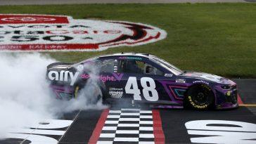 NASCAR - Richmond 400 Highlights