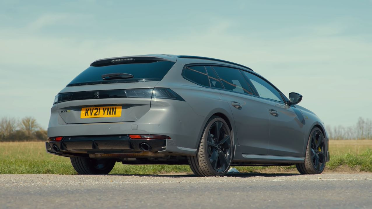 Peugeot 508 SW Sport Engineered Review