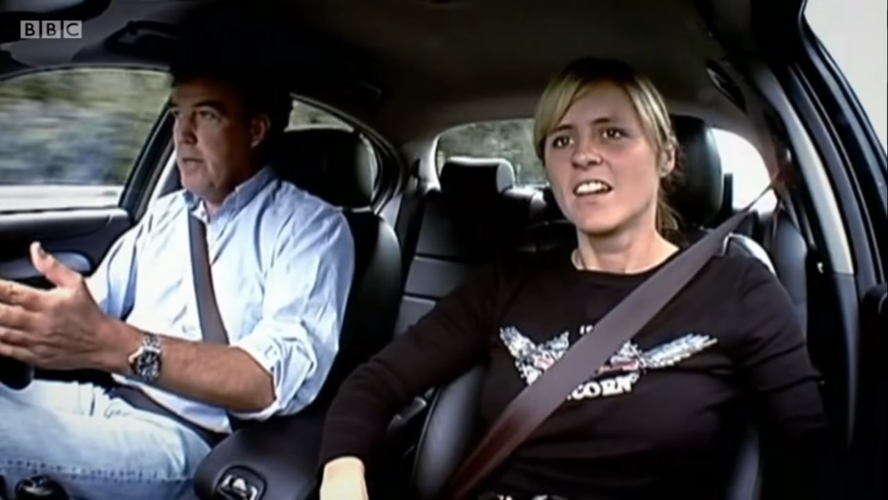 Top Gear - A Tribute to Sabine Schmitz