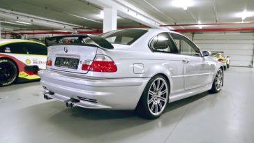 BMW Classic laat de zeldzame E46 M3 GTR zien
